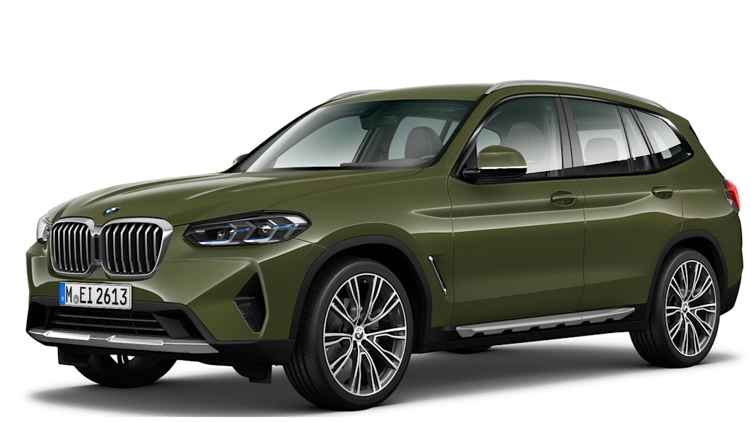 BMW X3 und X4 erhalten Zugang zur BMW Individual Individualisierung