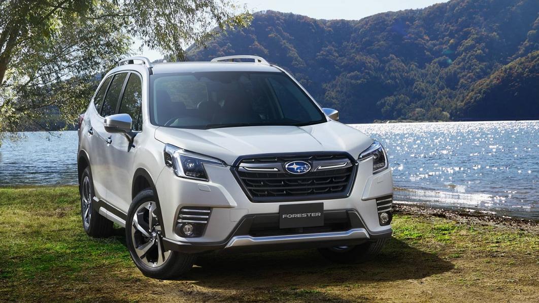 Überarbeiteter Subaru Forester kommt in Japan auf den Markt