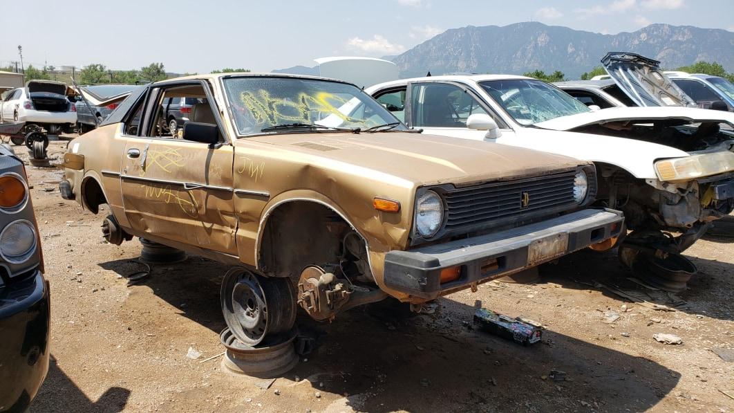 Schrottplatzjuwel: 1980 Datsun 310 GX Coupe€