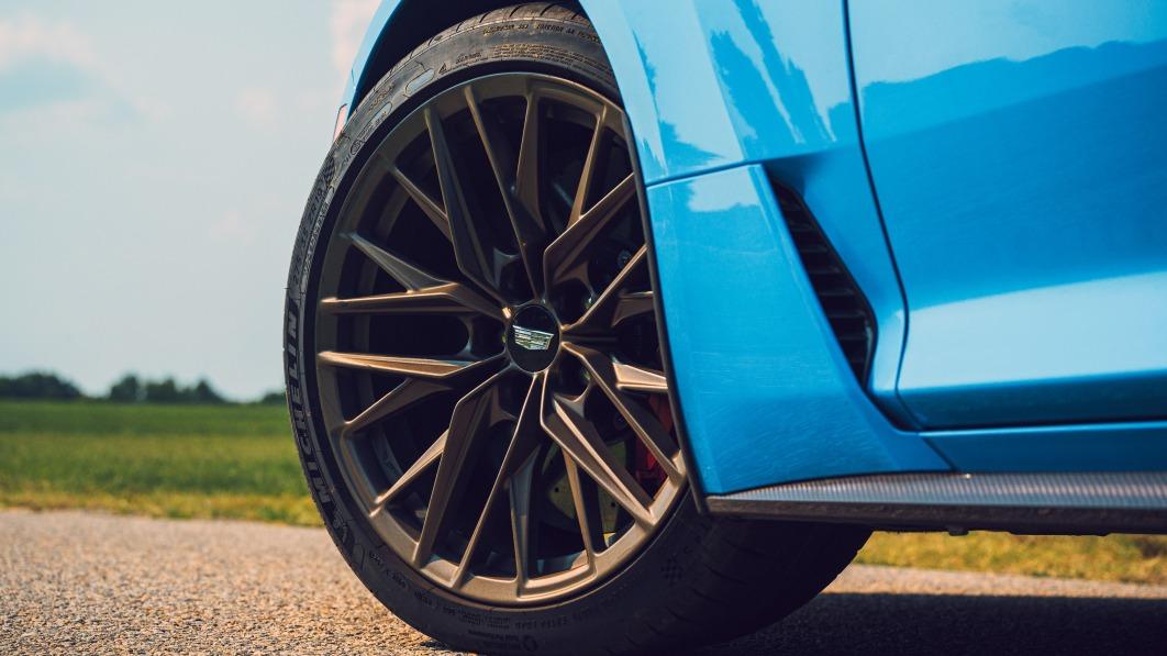 2023 Chevrolet Camaro ZL1 erhält Blackwing-Elemente?€