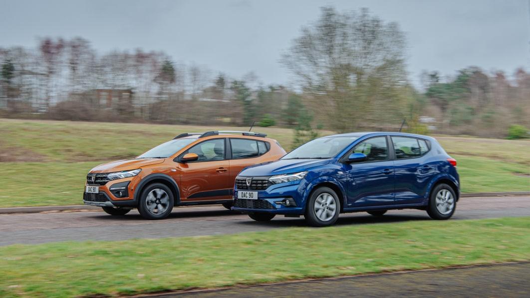 Gute Nachrichten! Der Dacia Sandero ist das meistverkaufte Auto in Europa!