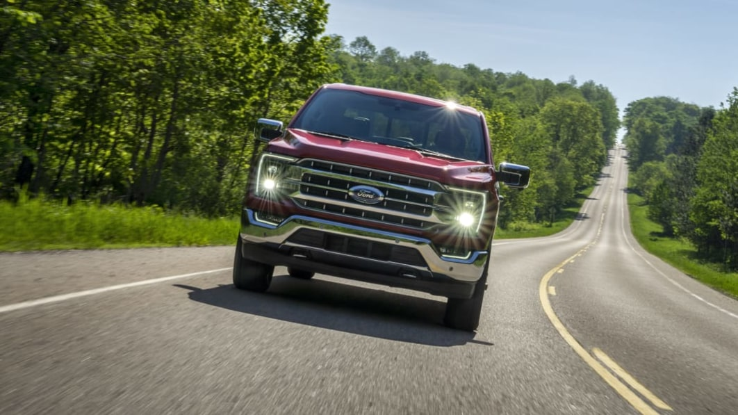 Ford und NHTSA empfehlen einigen 2021 F-150-Besitzern, ihre zurückgerufenen Fahrzeuge nicht zu fahren€