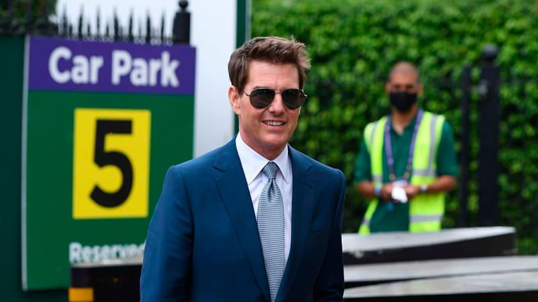 Tom Cruise's BMW bei Dreharbeiten in UK gestohlen€