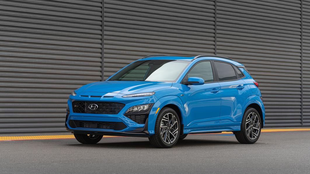 Hyundai preist den Kona 2022 ab $23.375€