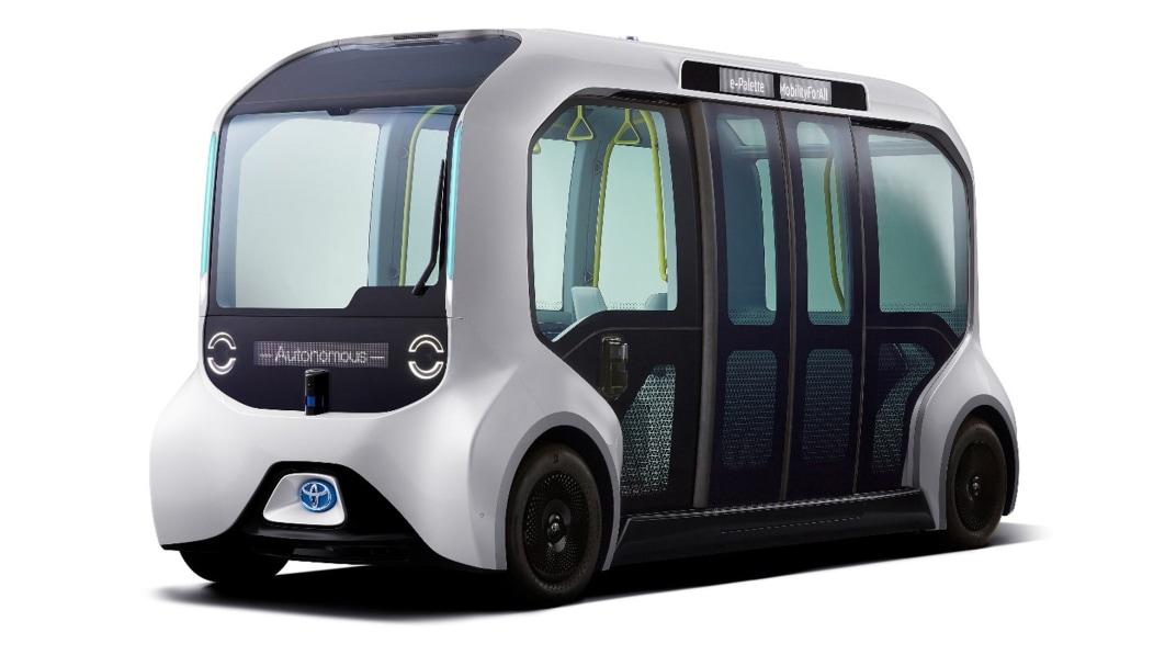 Toyota will nach Unfall selbstfahrende Fahrzeuge im olympischen Dorf mit mehr Sicherheitspersonal neu starten€