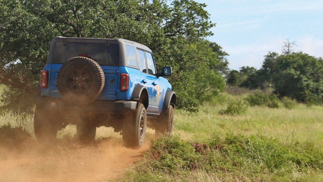Ford nimmt keine Online-Reservierungen für Bronco SUV€ mehr entgegen
