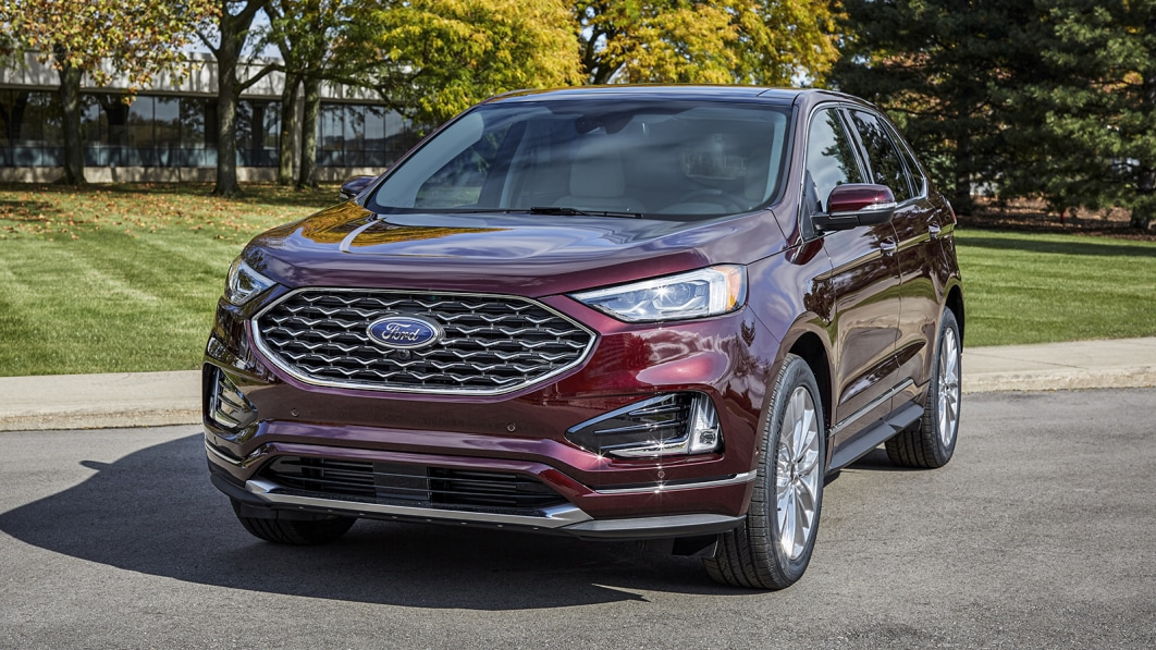 Ford Edge, Lincoln Nautilus to die in 2023