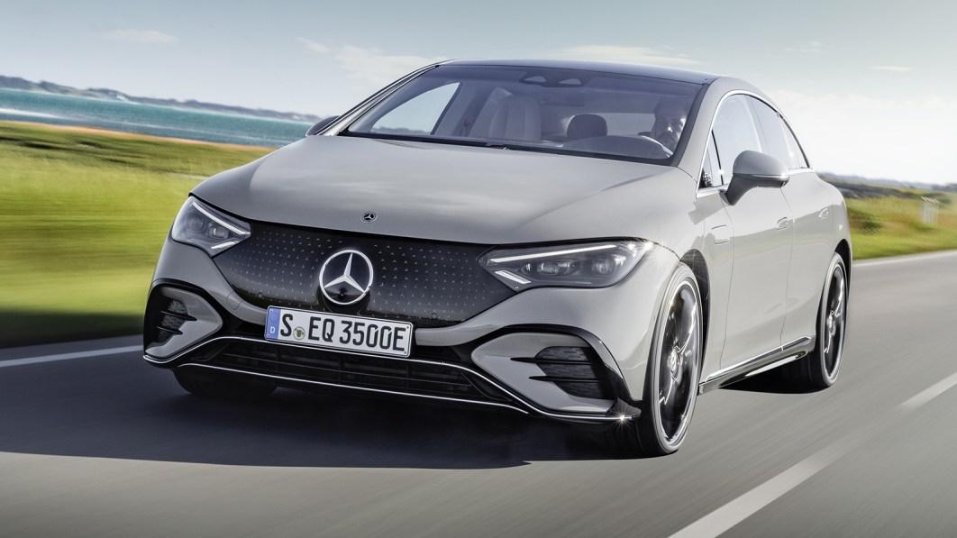 2023 Mercedes-Benz EQE ist eine elektrische Alternative zur E-Klasse€