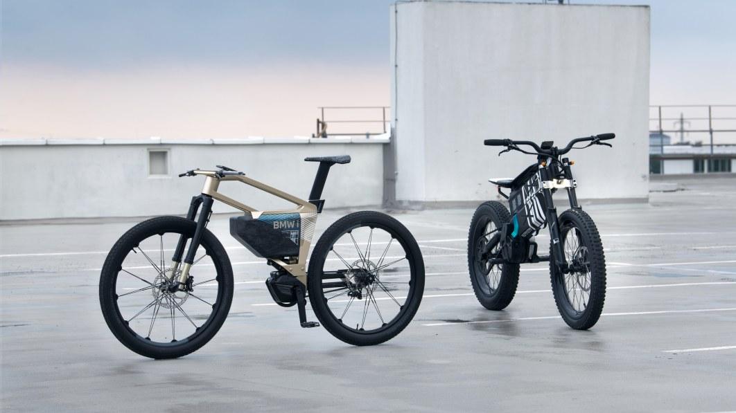 BMW Motorrad und i Vision AMBY Motorräder auf der Münchner Automobilausstellung vorgestellt€