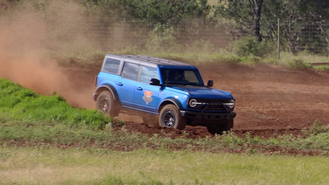 Ford liefert diese Woche einige Ersatz-Hardtops und komplette Fahrzeuge für den Bronco aus€