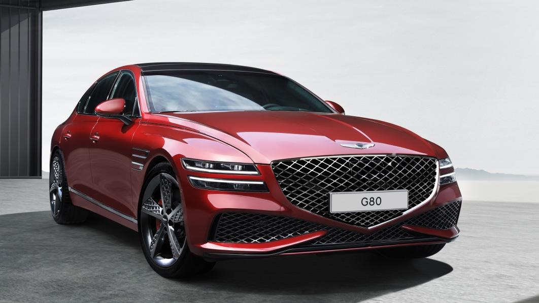 2022 Genesis G80 wird teurer, fügt Sport-Modell mit Hinterradlenkung hinzu€