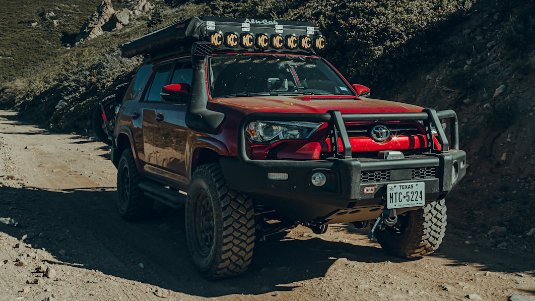 Overland Expo's Toyota 4Runner is the ultimate exploration rig