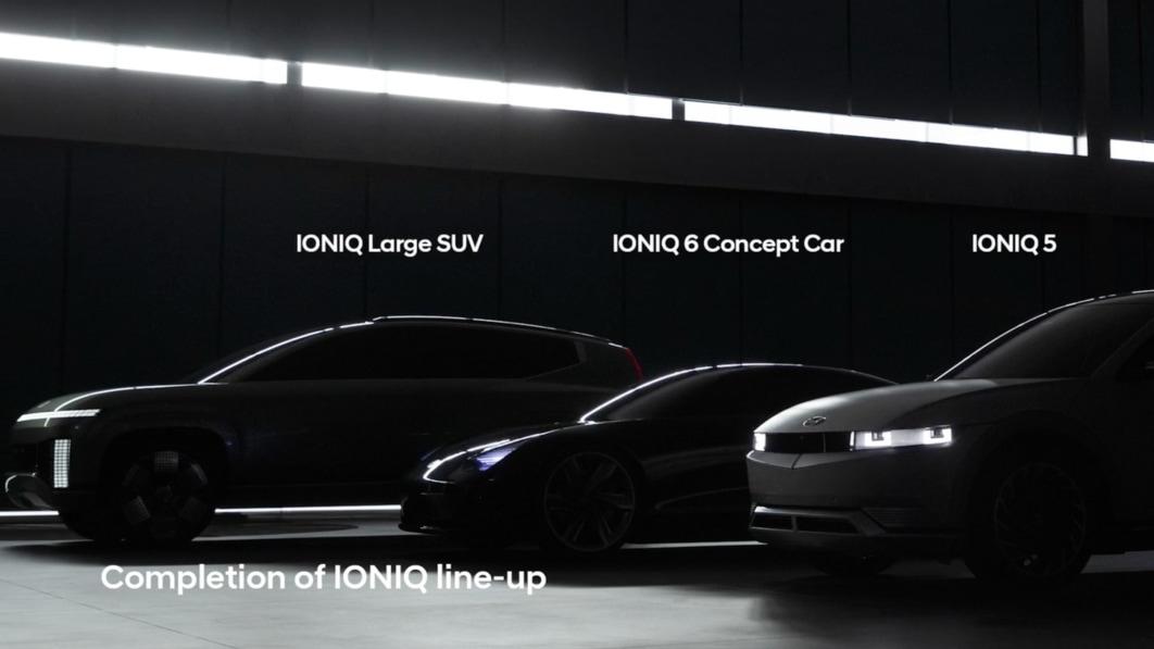 Hyundai gewährt uns einen ersten Blick auf sein bisher größtes Elektroauto€