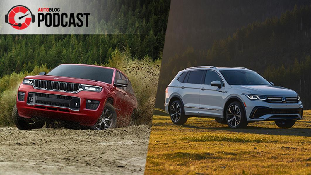 2021 Jeep Grand Cherokee L und 2022 VW Tiguan€
