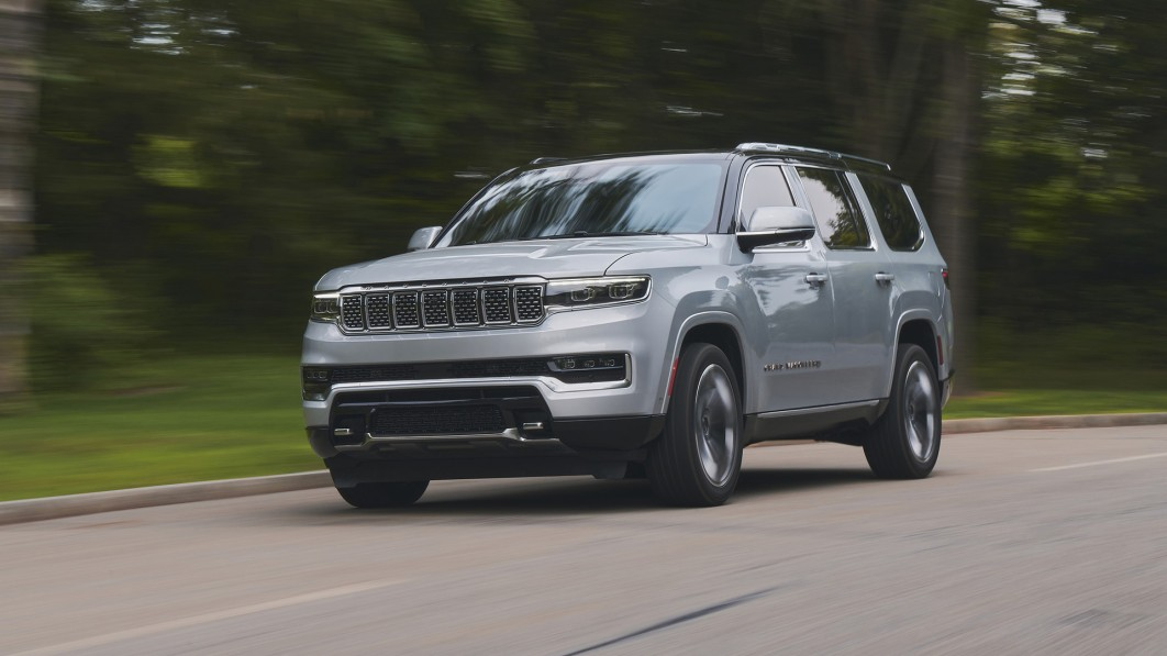 2022 Jeep Wagoneer and Grand Wagoneer could get more expensive
