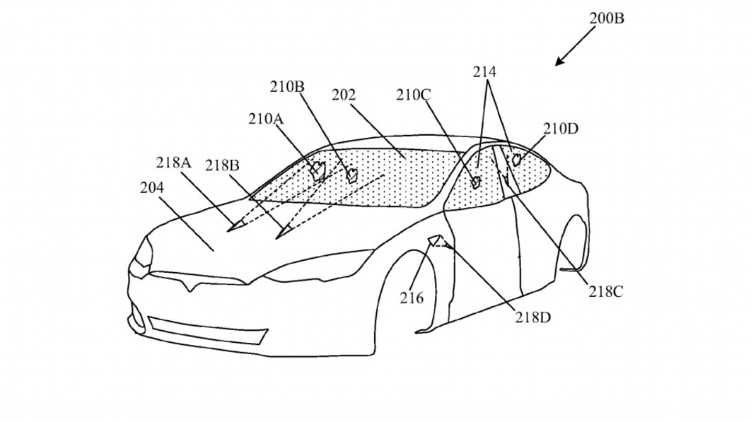 Tesla gets patent for laser beam windshield wipers, pew-pew