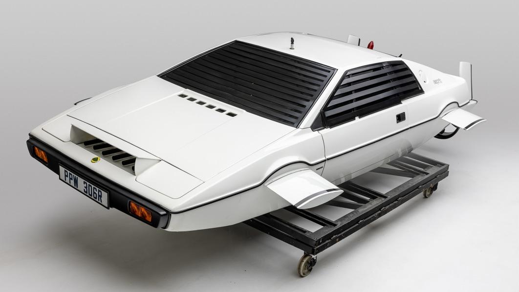 James-Bond-Autoausstellung im Petersen Automotive Museum in L.A.€