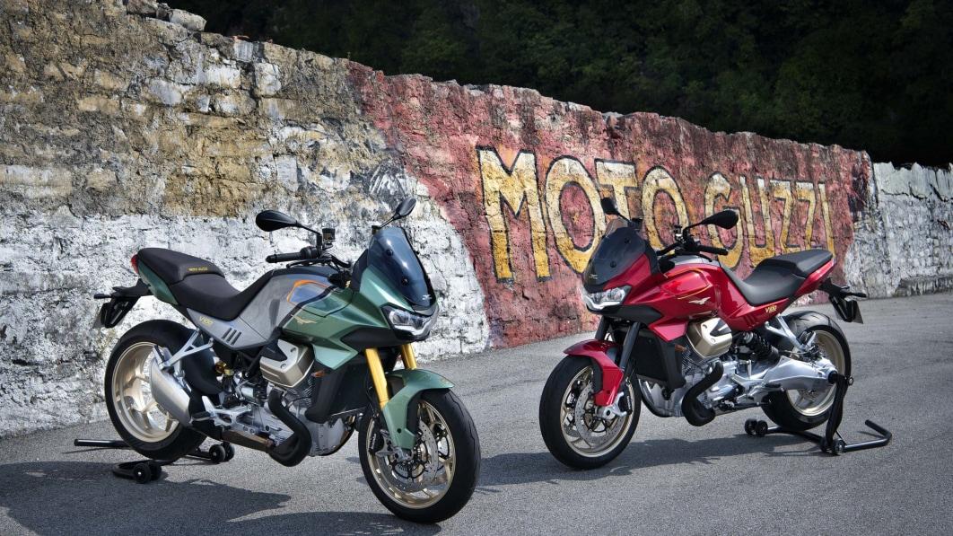 Moto Guzzi feiert seinen 100. Geburtstag mit einem völlig neuen Modell€