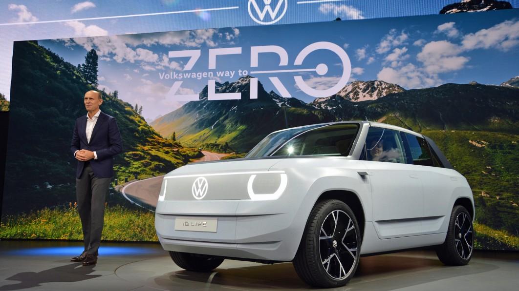 Was das ID.Life-Konzept über die Designrichtung von Volkswagen verrät€