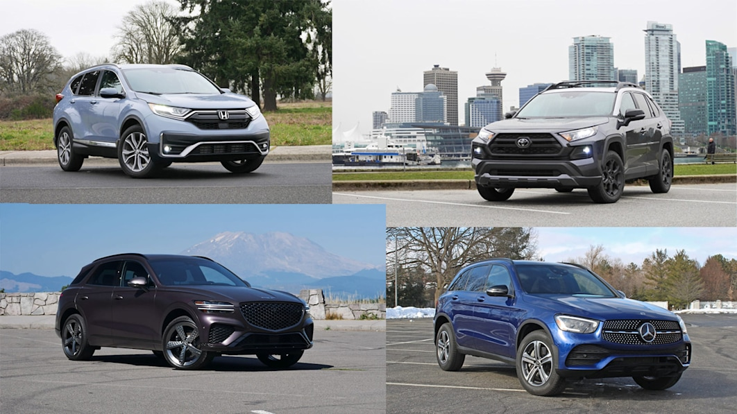 Best compact SUVs of 2021 and 2022