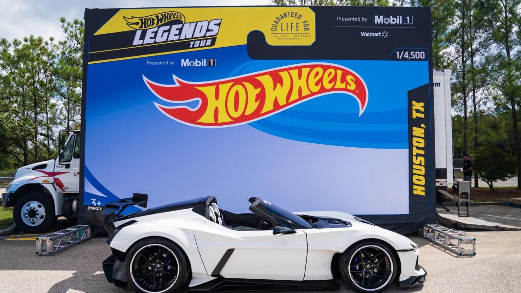 Hot Wheels picks one-of-a-kind 2007 Chevrolet Corvette on Legends Tour