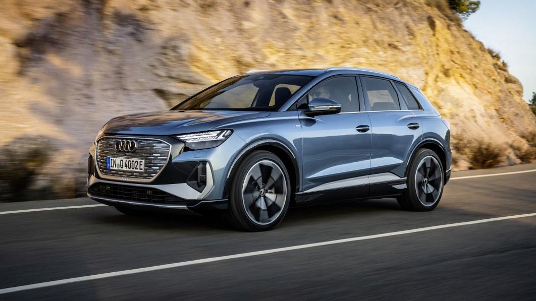 2022 Audi Q4 E-Tron priced at $44,905