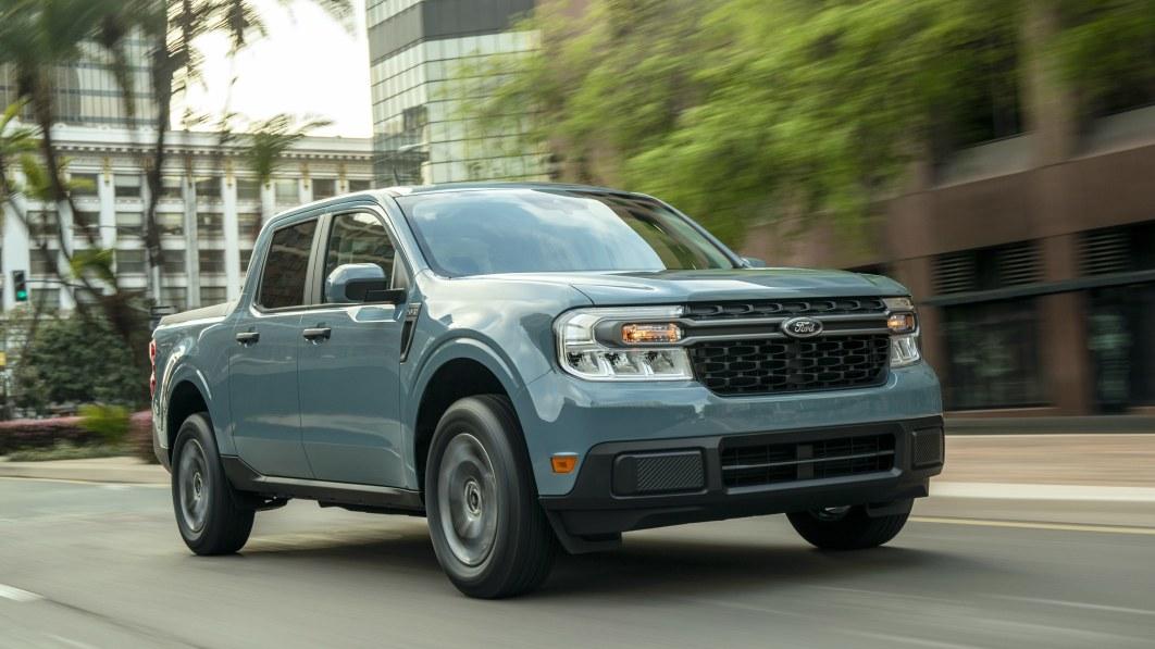 Ford zahlt für $2.220 AWD Upgrade auf bestimmte FWD Maverick Bestellungen€