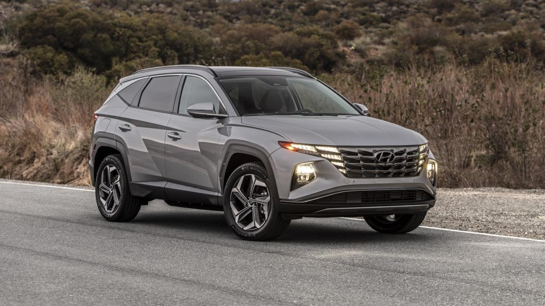 2022 Hyundai Tucson PHEV beginnt bei $35,975€
