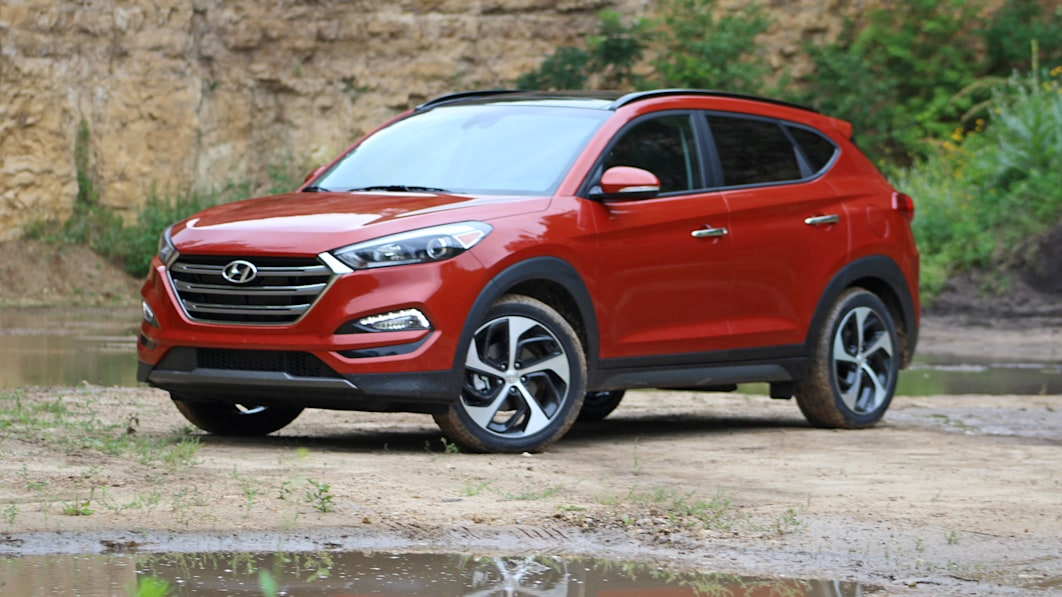 Hyundai recalls nearly 100,000 Tucsons and Sonata Hybrids to address fire concerns