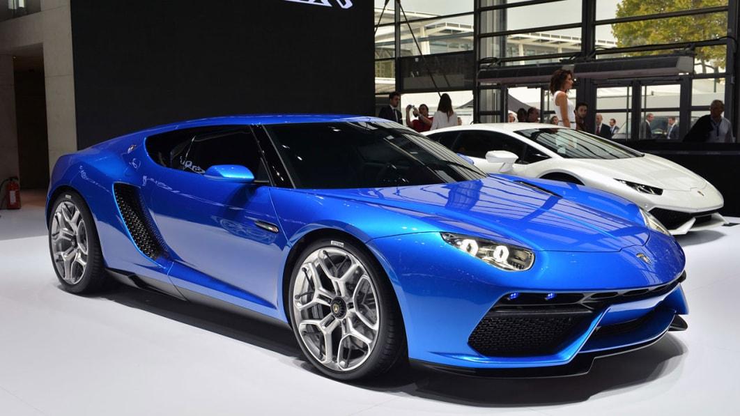Lamborghini batterieelektrischer 2+2 GT kommt bis 2027€