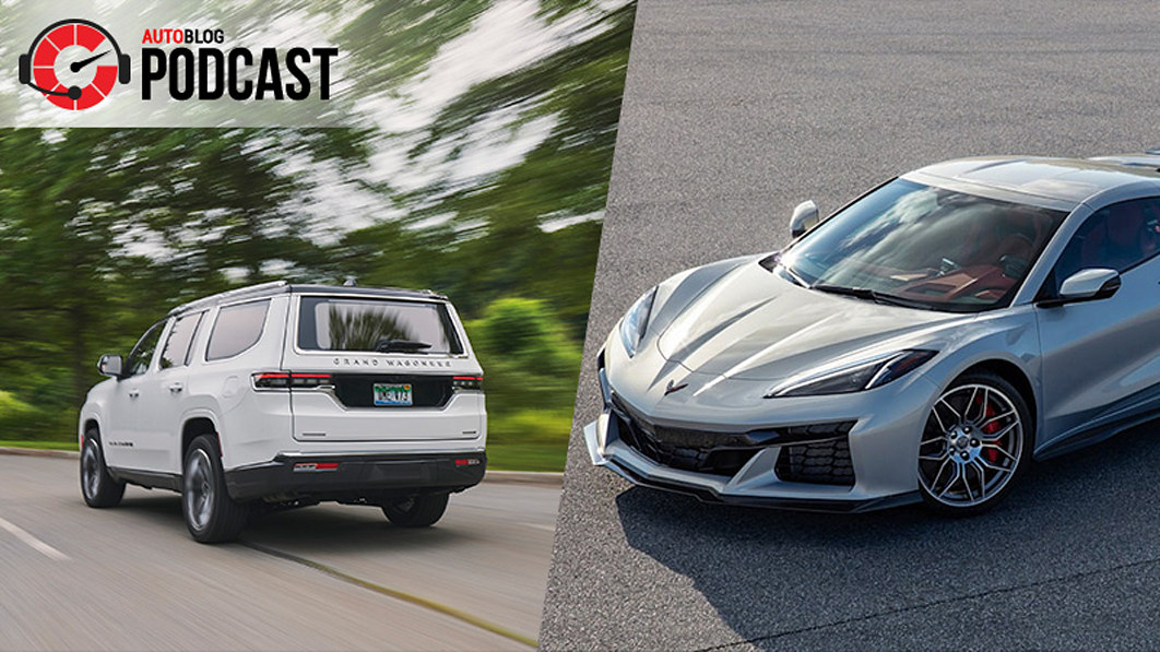 2022 Jeep Grand Wagoneer, Nissan Frontier and a little Z06 preview | Autoblog Podcast #698