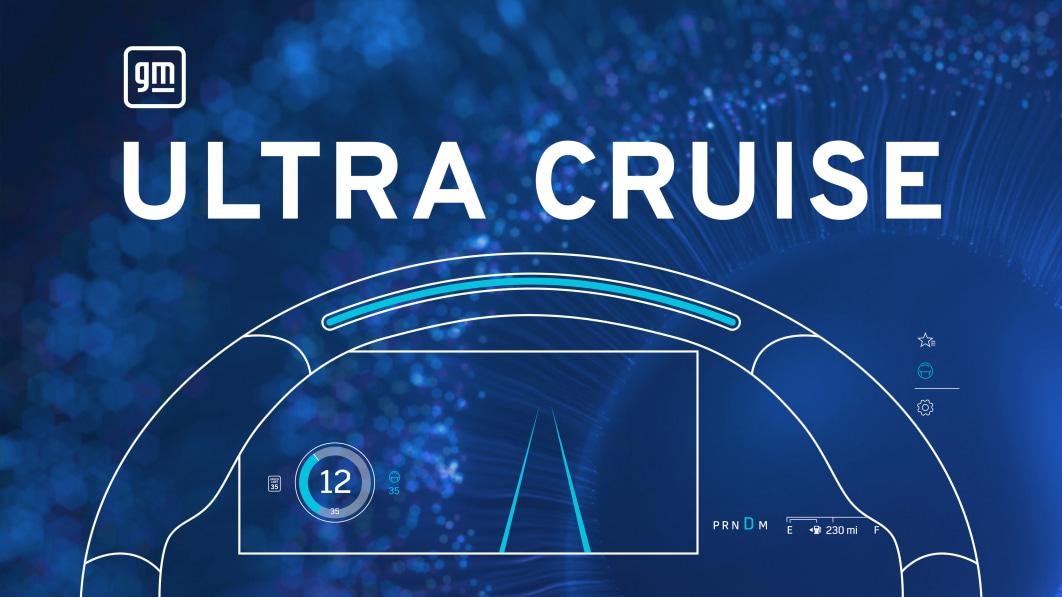 Das GM Ultra Cruise Freisprechsystem wird es mit dem Tesla Full Self-Driving€ aufnehmen