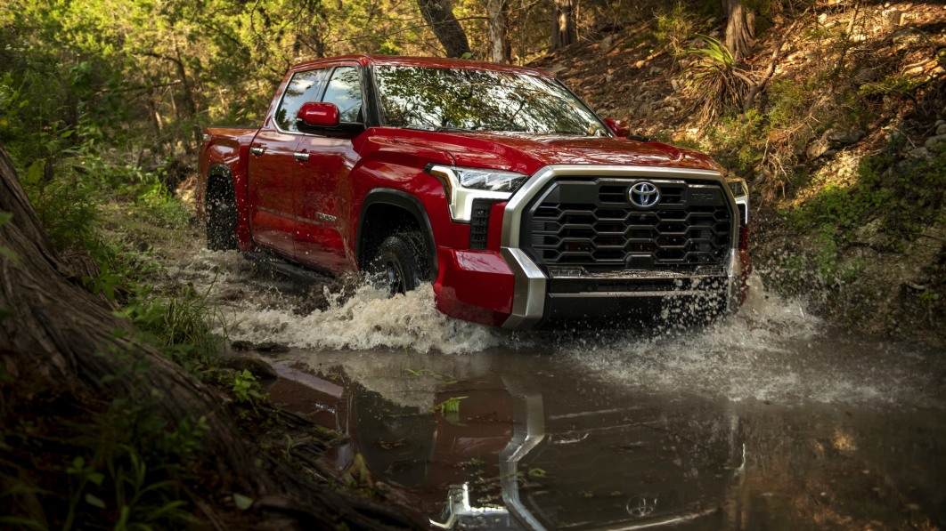 2022 Toyota Tundra First Drive Review   Big changes, same formula