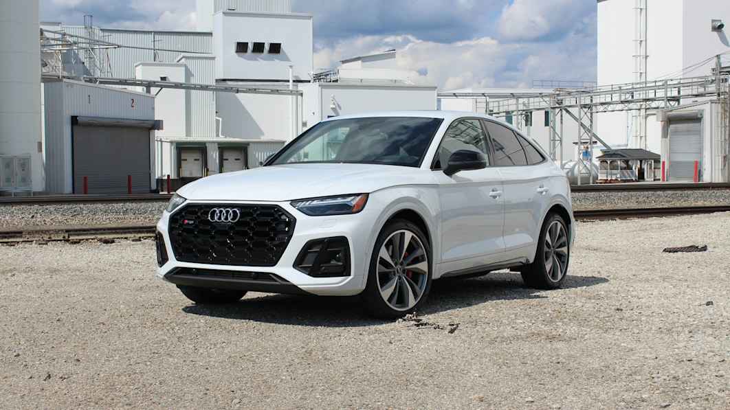 2021 Audi Q5 and SQ5 Sportback First Drive Review | Business up front, sporty in the back