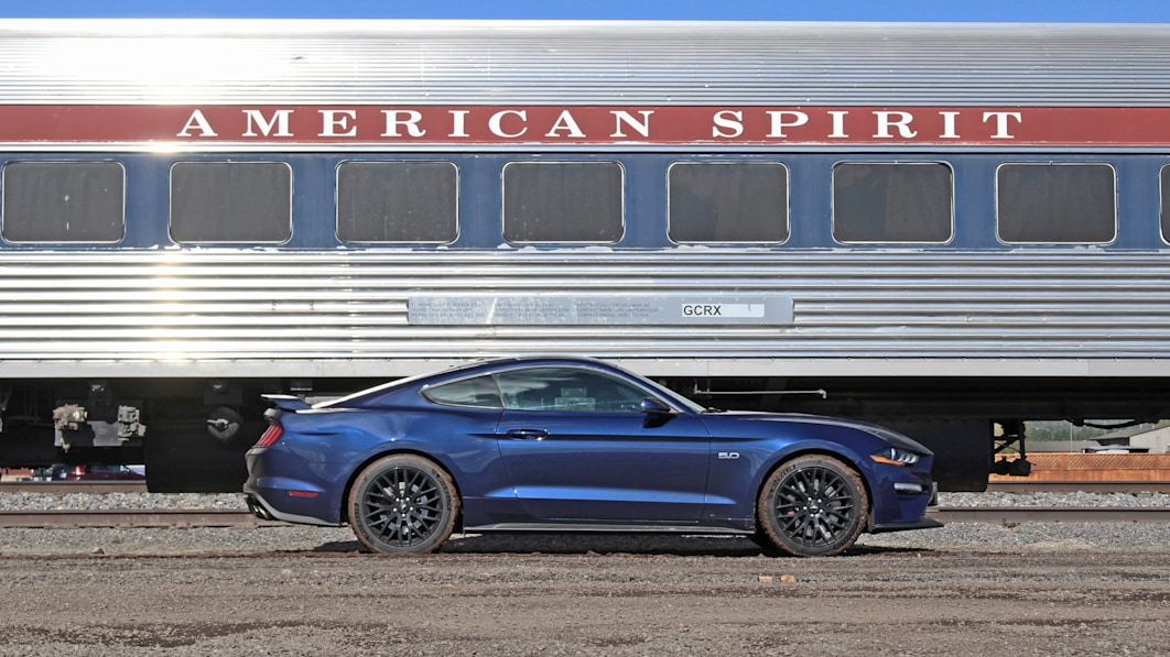 Most American Cars: Ford Mustang GT tops the list for 2021