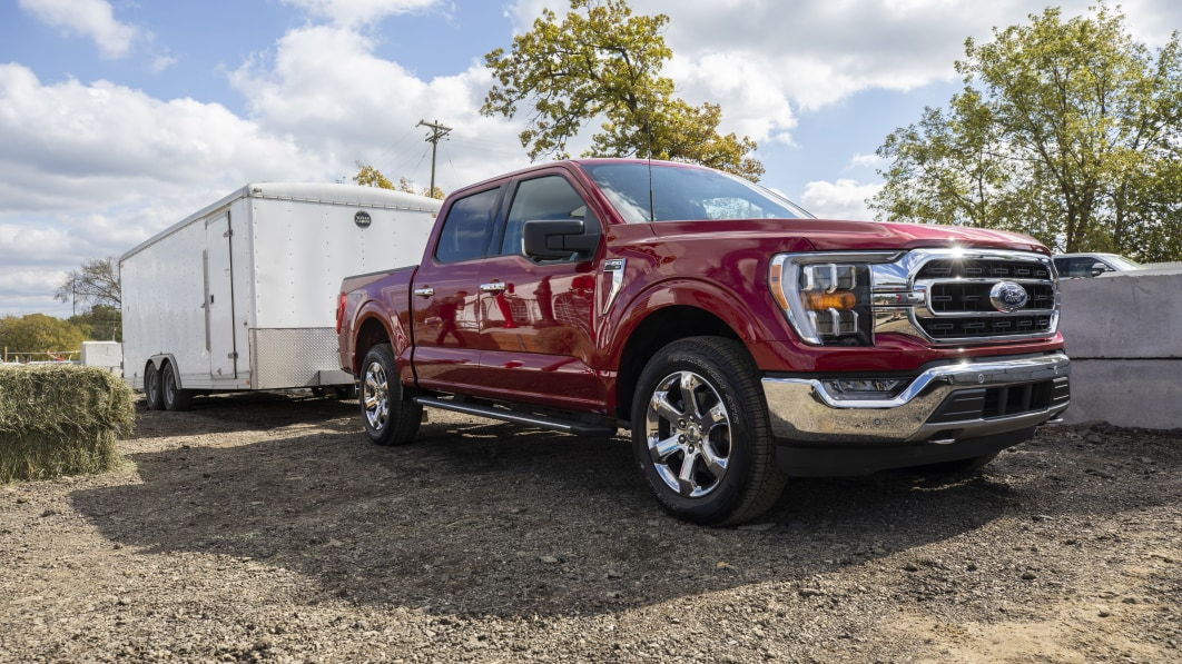 The 2021 Ford F-150 will tell you when you overload your truck