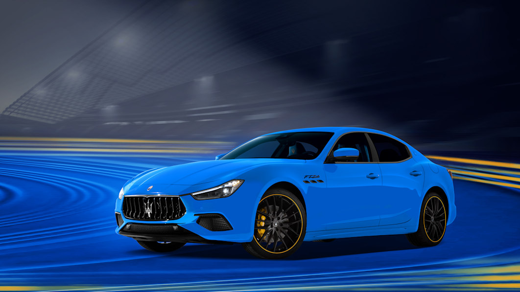 2022 Maserati Ghibli price of entry climbs to $77,695