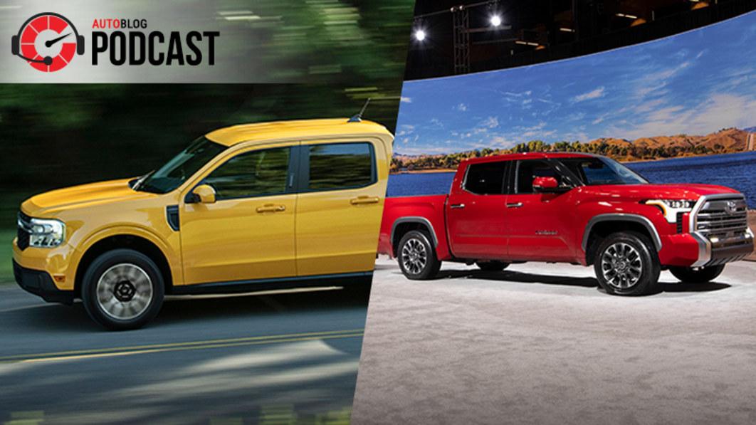 2022 Toyota Tundra, Rivian R1T, Blackwing, and Hyundai Kona N Line | Autoblog Podcast #701