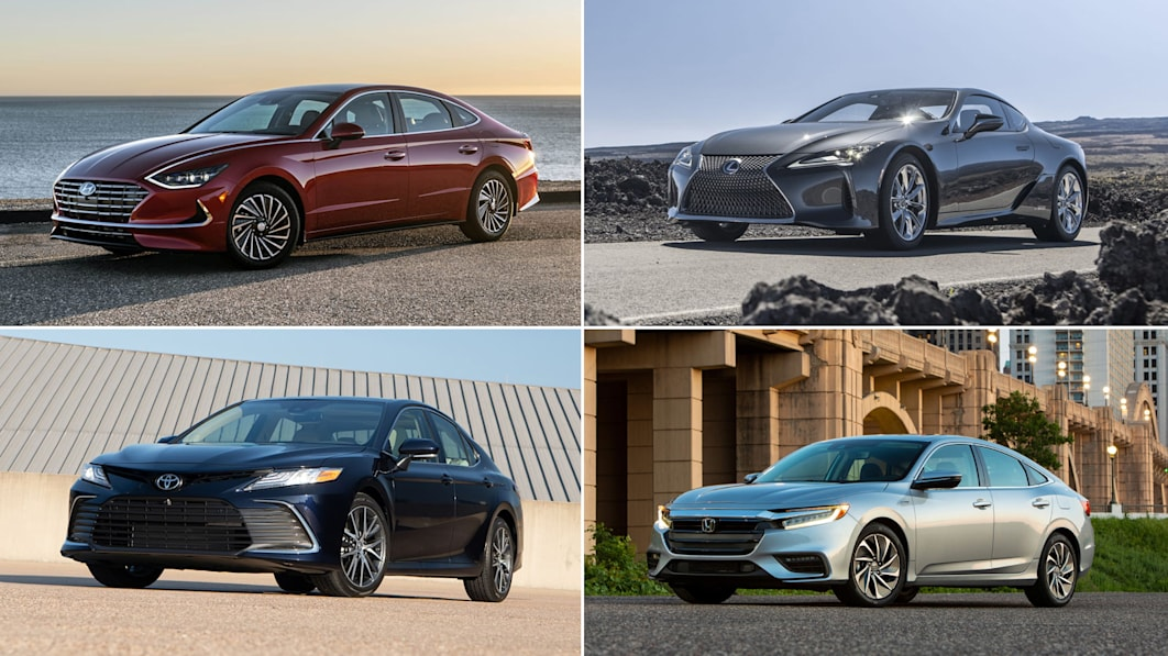 7 Best Hybrid Cars (and the Prius isn't one)