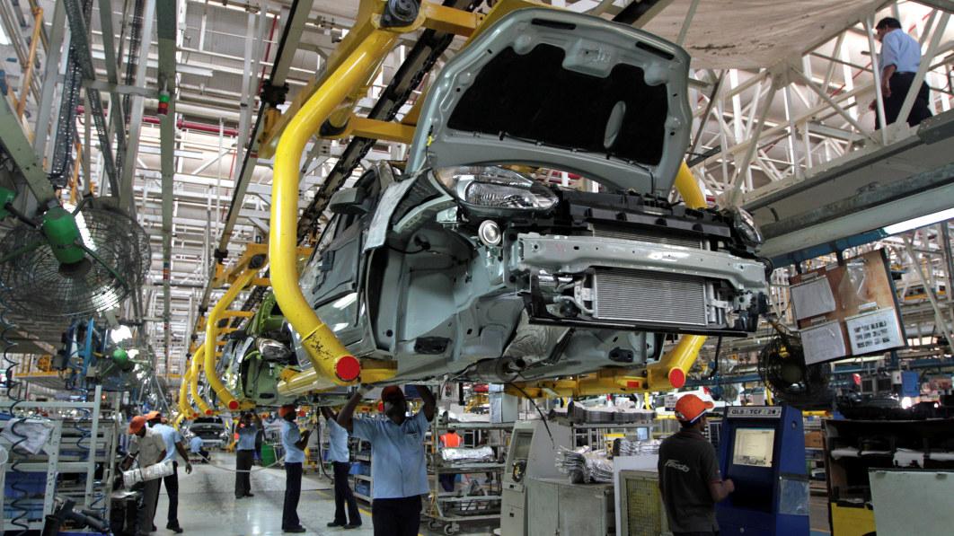 Ford stellt Produktion in Indien ein und nimmt 2 Mrd. $ in Kauf€