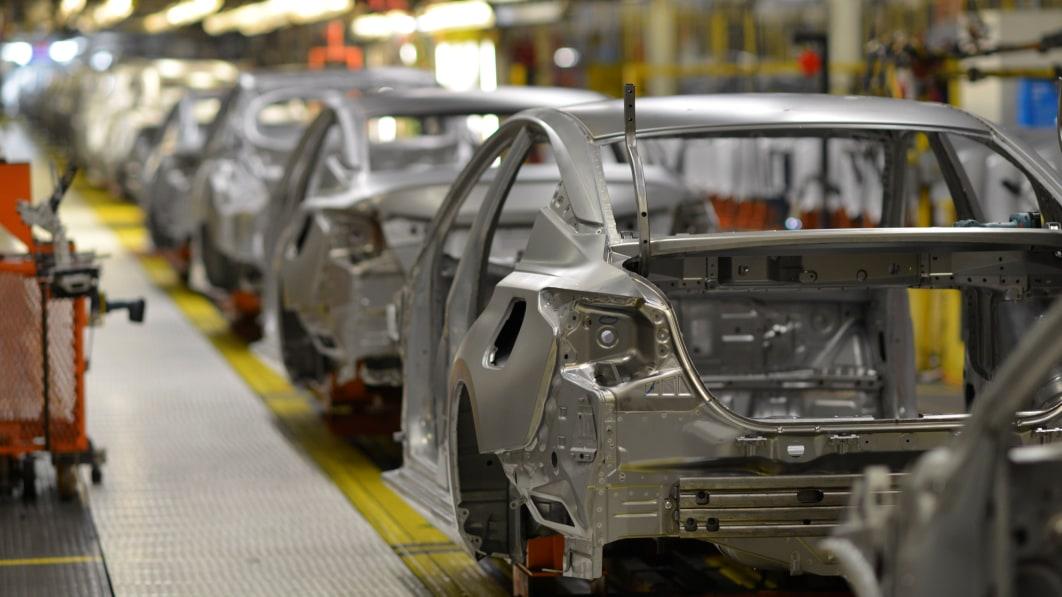 Nissans großes Werk in Tennessee steht wegen Chipmangels vor einem 2-wöchigen Stillstand