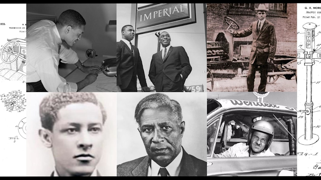 The Black automotive pioneers who helped reshape the automotive world