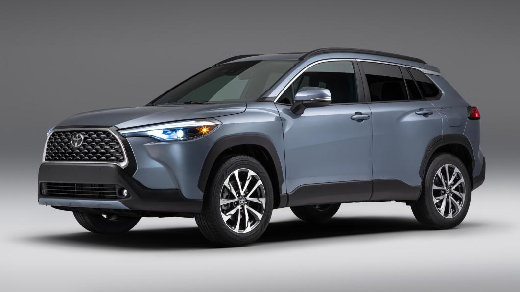 Voici la tant attendue Corolla Cross 2022 | Ste-Foy Toyota