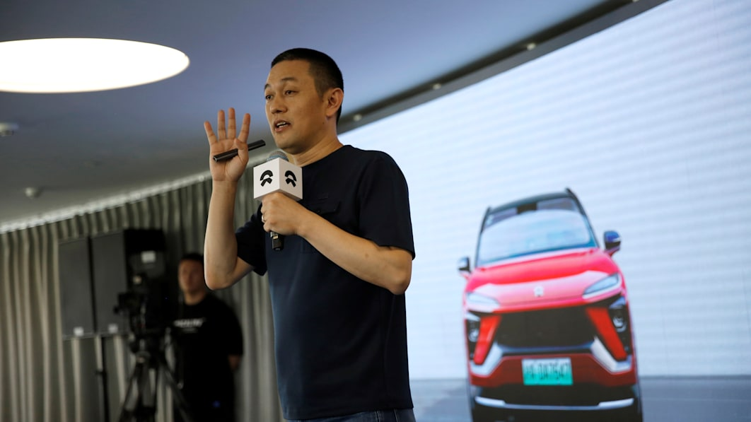 China's answer to Elon Musk has survived once, but he has a fight ahead