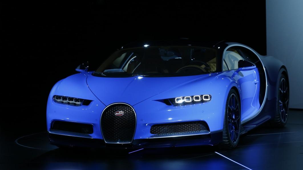 Porsche to decide soon on Bugatti future