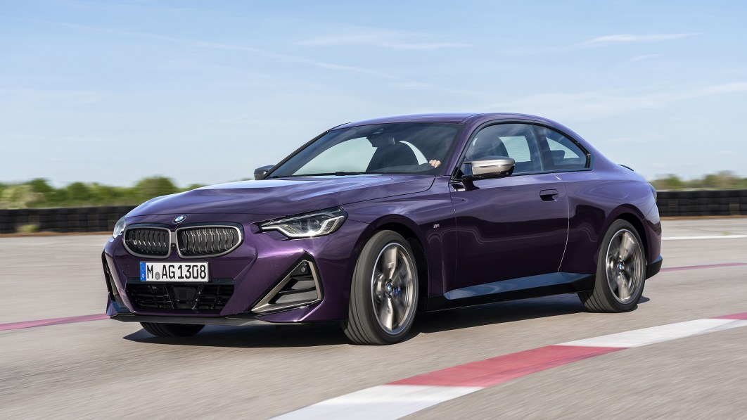 2022 BMW 2 Series is bigger, more powerful, has a normal grille