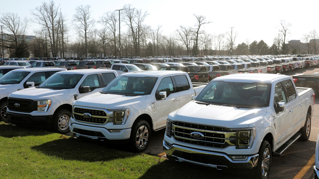 Ford considering shipping incomplete F-150s to dealers