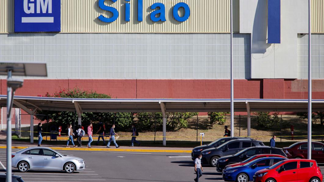 Mexico announces steps to ensure free union vote at GM plant