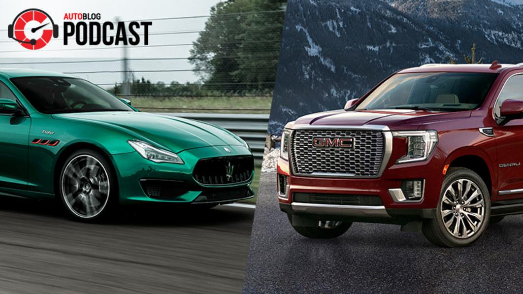 Maserati Quattroporte Trofeo, GMC Yukon XL, Tesla verzögert Zulassungen und Mitsubishi Delica