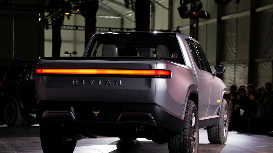 Amazon-backed Rivian confirms plan for second U.S. assembly plant